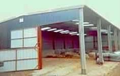 Customised agricultural buildings